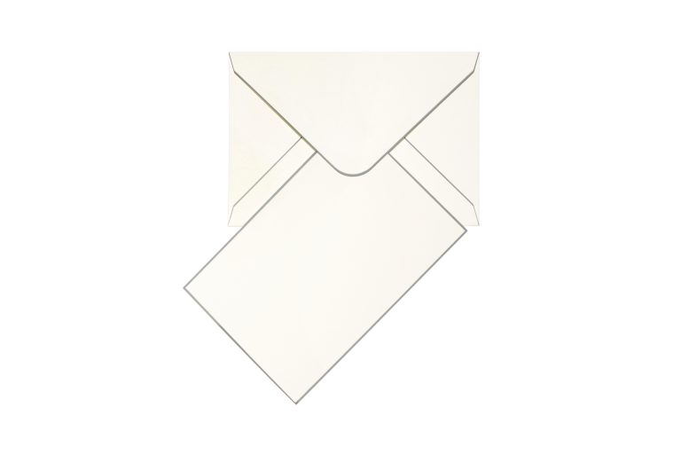 Funky Colours Cards & Envelopes - Grey