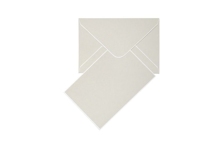 Cool Dudes Cards & Envelopes - Silver Grey