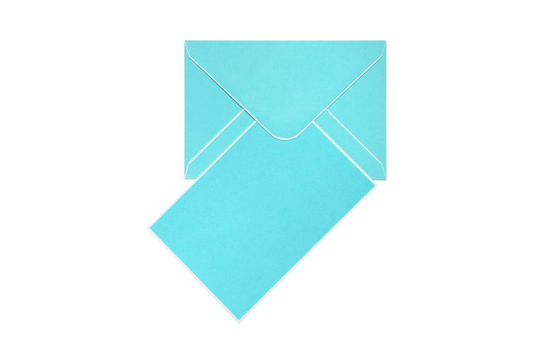 Cool Dudes Cards & Envelopes - Turquoise