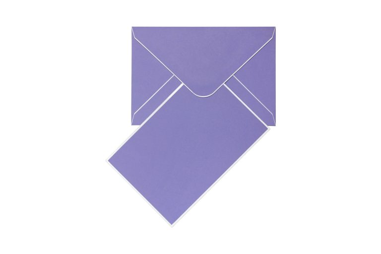Cool Dudes Cards & Envelopes - Plover Purple