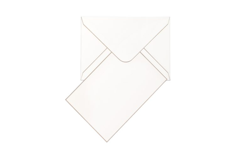 Funky Colours Cards & Envelopes - Taupe