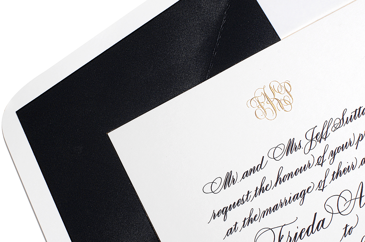 Wedding invitations grosvenor stationery company