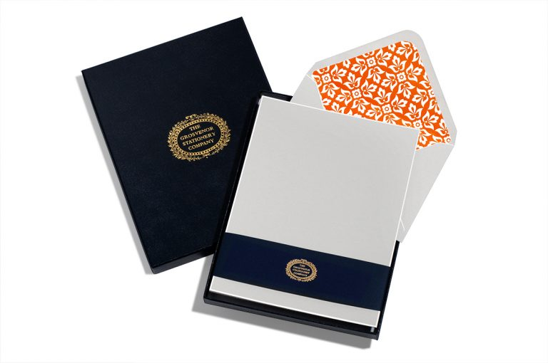 Boxed Writing paper