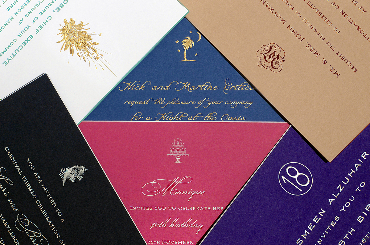Invitations grosvenor stationery company engraved possibilities stopboris Images